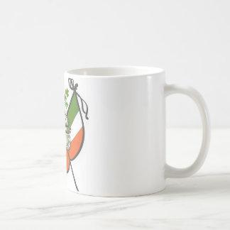Ancient Order of Hibernians Classic White Coffee Mug