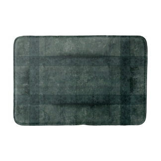 Ancient overlays-green chilly shade bathroom mat