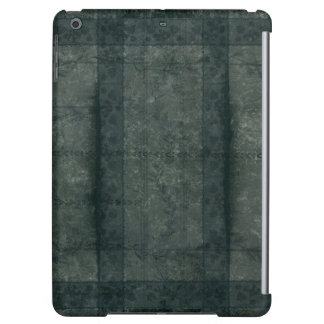 Ancient overlays-green chilly shade cover for iPad air
