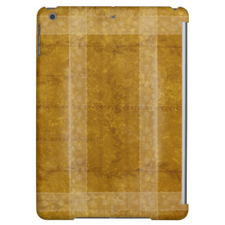 Ancient overlays-ochre shade case for iPad air