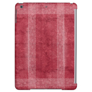 Ancient overlays-red shade iPad air covers