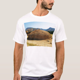 Ancient pagan  tombs  - Hierapolis T-Shirt