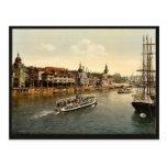 Ancient Paris, Exposition Universal, 1900, Paris, Post Card