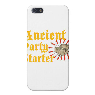 Ancient Party Starter Pirates Treasure Chest Humor iPhone 5 Case