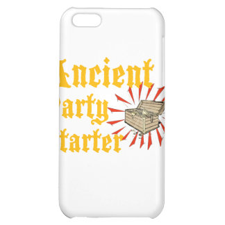 Ancient Party Starter Pirates Treasure Chest Humor Cover For iPhone 5C