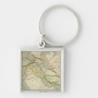 Ancient Persian Empire Keychains