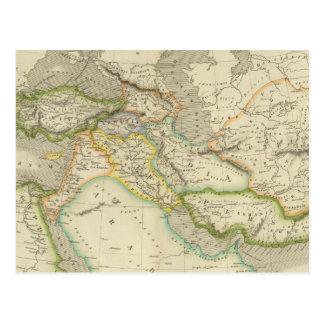 Ancient Persian Empire Postcards
