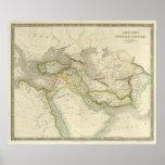 Ancient Persian Empire Print