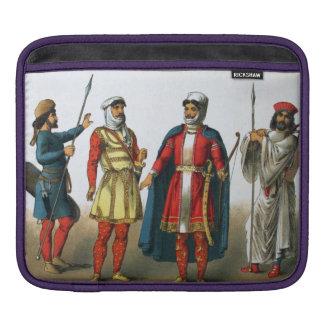 Ancient Persian iPad Sleeve