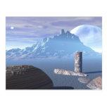 Ancient Planet Postcard