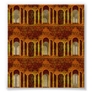 Ancient Portals Art Print Photo Print