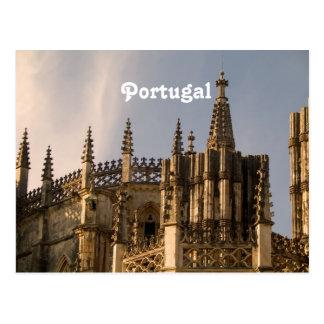 Ancient Portugal Postcard