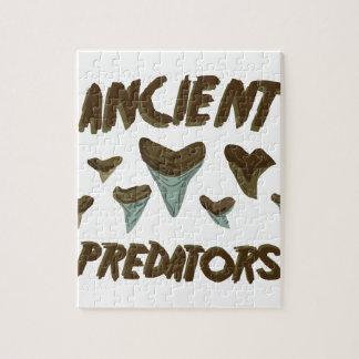 Ancient Predators Puzzles