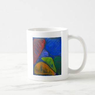 Ancient Protista Family (abstract expressionism) Coffee Mug