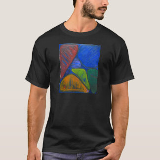 Ancient Protista Family (abstract expressionism) T-Shirt