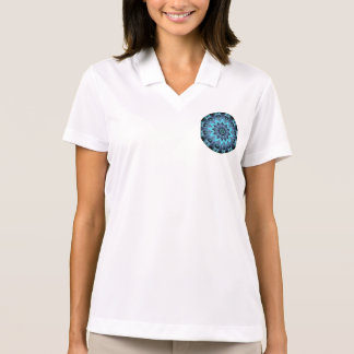 Ancient Pulse, Abstract Star Legendary Cosmic Polo Shirt