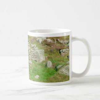 Ancient Remains In The Isles Of Scilly Coffee Mug