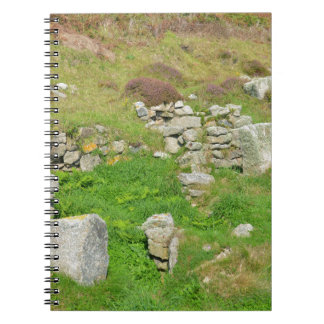 Ancient Remains In The Isles Of Scilly Notebook