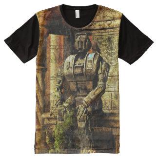 Ancient Robot All-Over Print T-Shirt