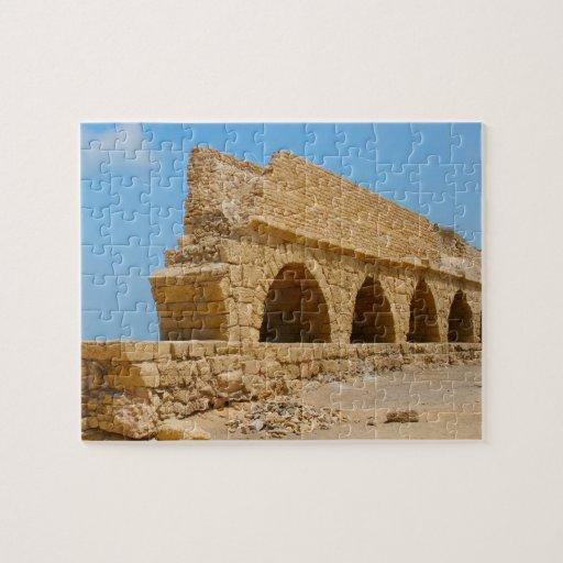 Ancient Roman Aqueduct Puzzle