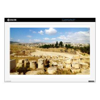 "Ancient Roman City Jerash 17"" Laptop Decals"