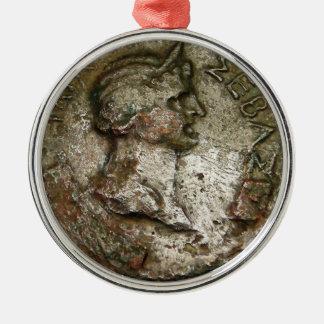 Ancient Roman Coin Metal Ornament