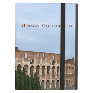 Ancient Roman Colosseum Architecture Roma Italy iPad Air Cover