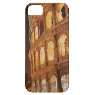 Ancient Roman Colosseum Rome at Night iPhone 5 Covers