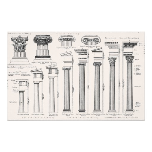 The gallery for --> Roman Architecture Drawing