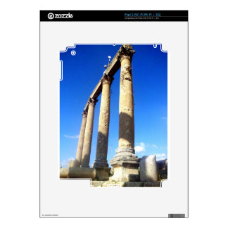 Ancient Roman Columns Decals For The iPad 2