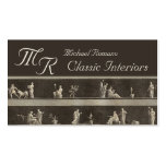 Ancient Roman Elegance Spa, Decorator, Restaurant Double-Sided Standard Business Cards (Pack Of 100)