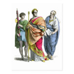Ancient Roman Emperor Postcard