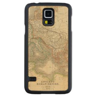 Ancient Roman Empire Carved® Maple Galaxy S5 Slim Case