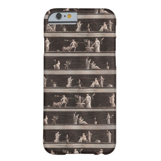 Ancient Roman Figures Classics Scholar or Teacher Barely There iPhone 6 Case