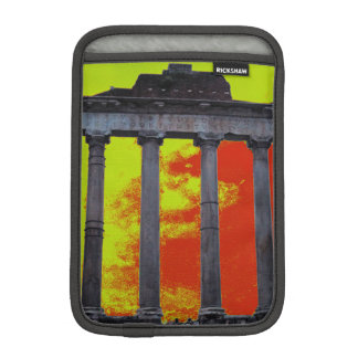 Ancient Roman Forum Rome Italy Architecture iPad Mini Sleeves