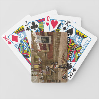 Ancient Roman Gladiators Bicycle Playing Cards
