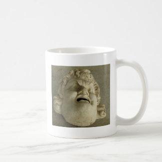 Ancient Roman Gorgon Classic White Coffee Mug