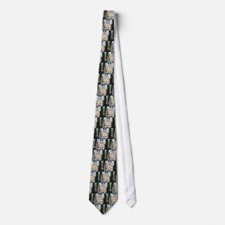 Ancient Roman Gorgon Neck Tie