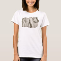 Ancient Roman marble of an Elephant T-Shirt