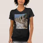 Ancient Roman road in the city of Ephesus, Turkey Tee Shirts