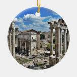 Ancient Rome Ceramic Ornament