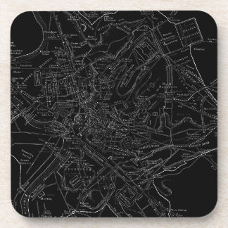 Ancient Rome Beverage Coasters