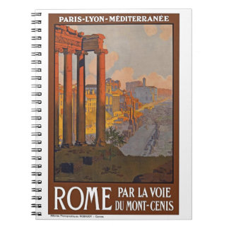 Ancient Rome French Travel Notebook