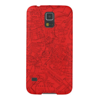 Ancient Rome in Red Galaxy S5 Cover
