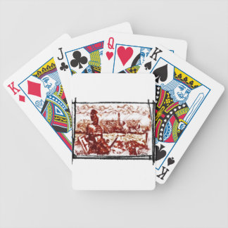 Ancient Rome -  Naval fleet is coming Bicycle Playing Cards