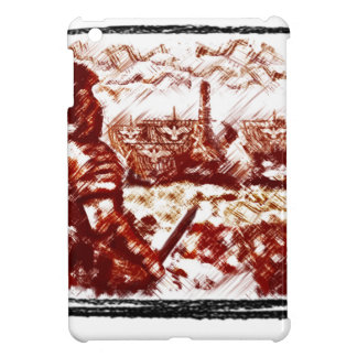 Ancient Rome -  Naval fleet is coming iPad Mini Cover