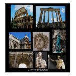 ANCIENT ROME POSTER