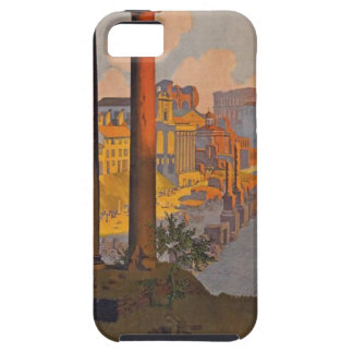 Ancient Rome Travel Ad Painting iPhone SE/5/5s Case