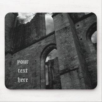 Ancient ruins mousepad