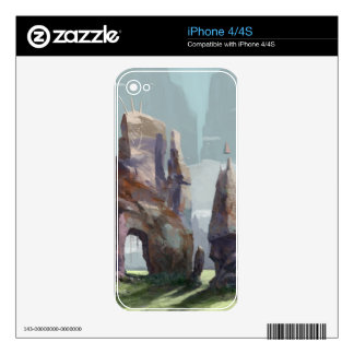 Ancient Ruins Skins For The iPhone 4